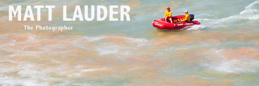 Matt Lauder - The Photographer