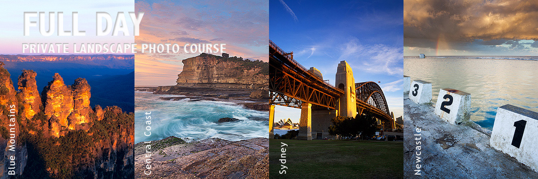 Explore Sydney Landscape Photographic Workshop