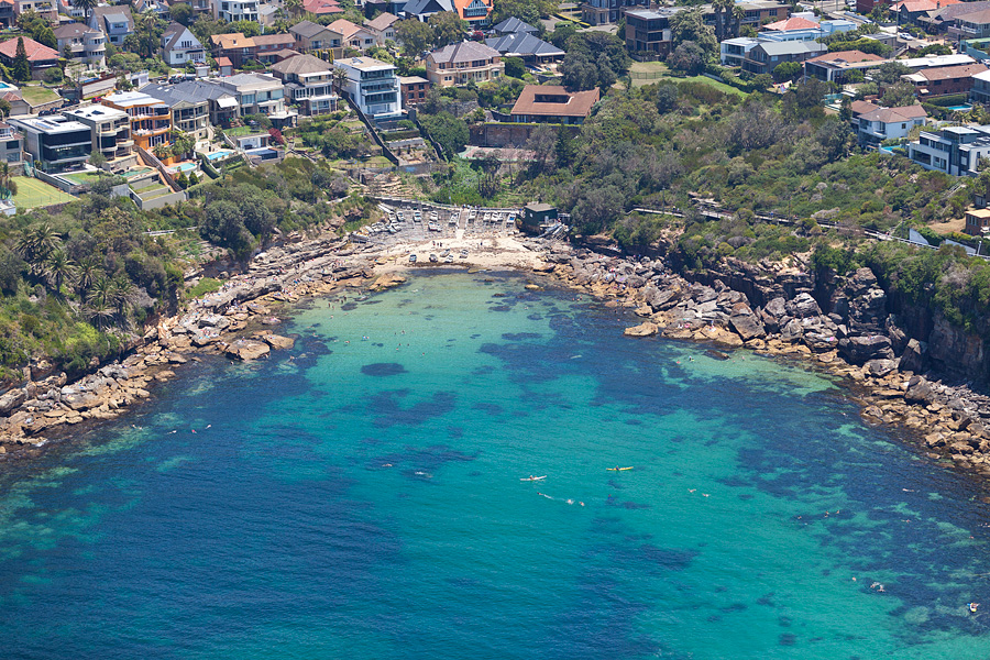 Gordons bay back to main aerial gallery back to eastern beaches