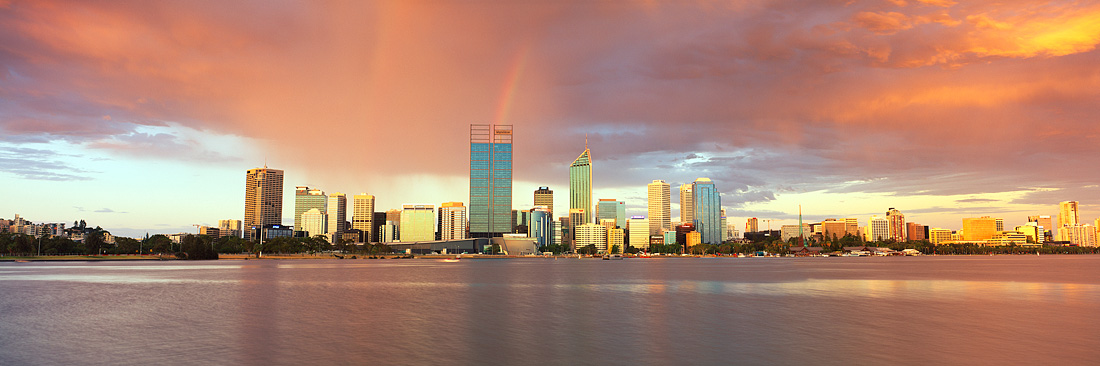 Perth City Rainbow