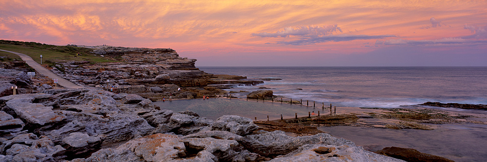 Maroubra Baths / Mahon Pool