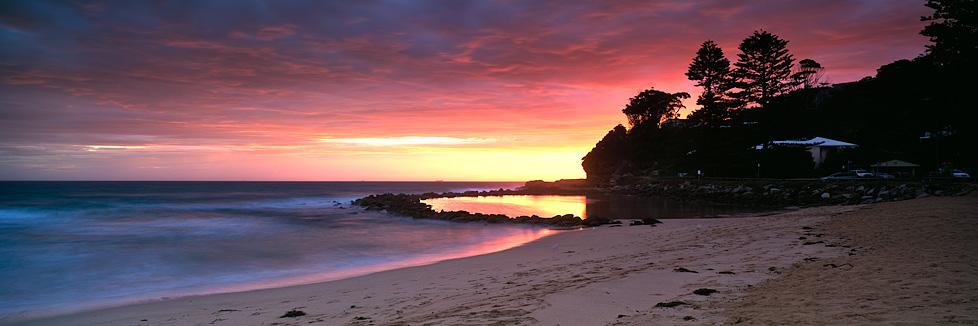 Avoca beach central coast