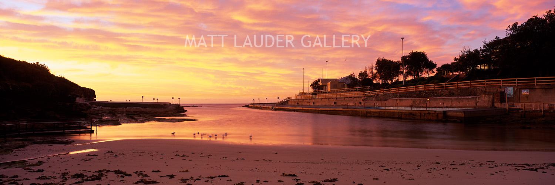 Clovelly Beach Sunrise Photography