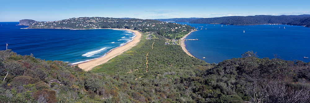 Barrenjoey Lookout