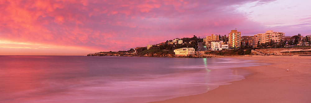 Coogee Beach Panoramic Images for Sale