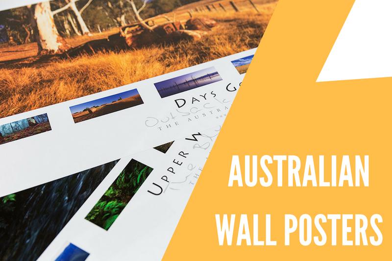 Australian Wall Posters
