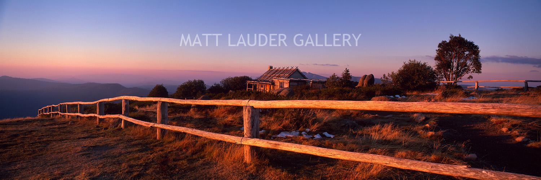 Craigs Hut Alpine Victoria Landscape Photography