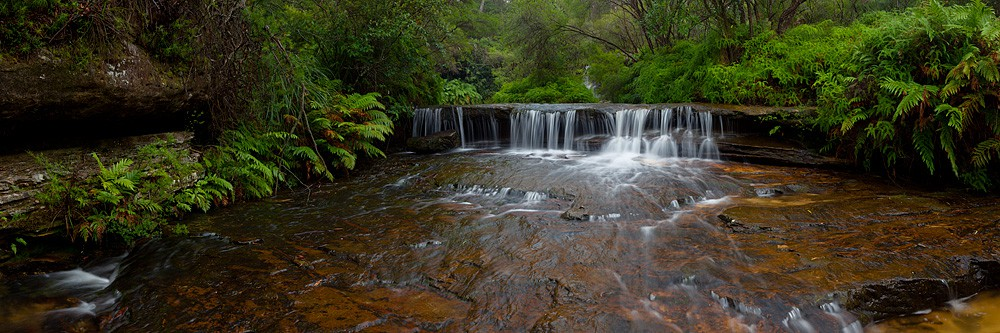 Upper Wentworth Falls