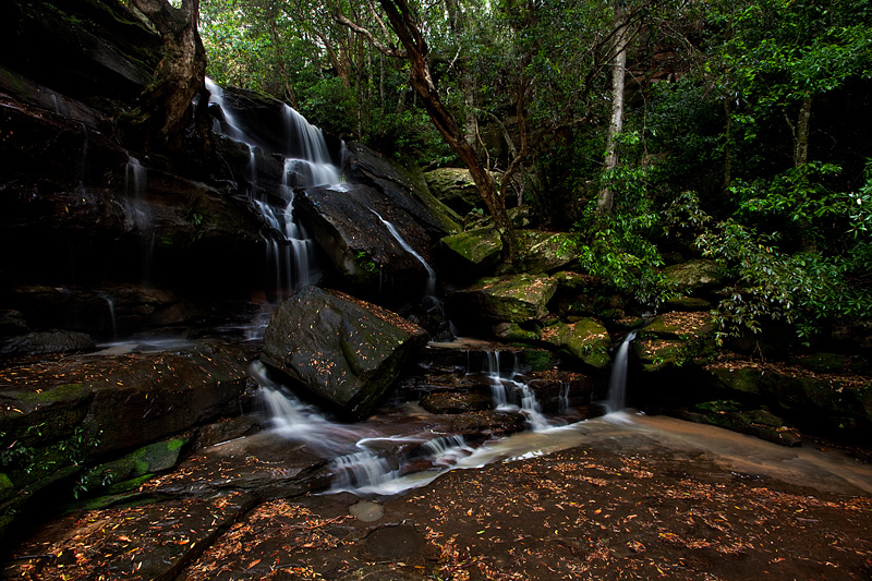 Somersby Falls Images