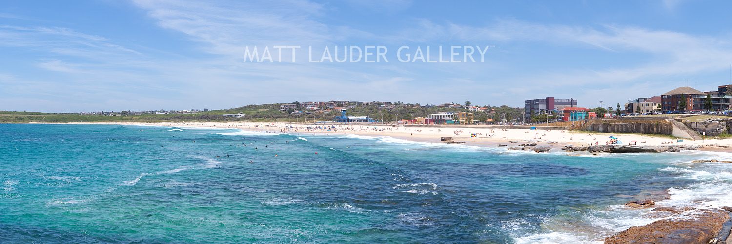 Maroubra Beach Daytime Landscape Photos