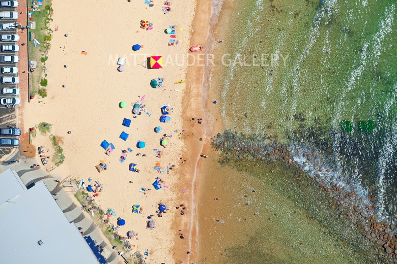 Avoca Beach Aerial Photos