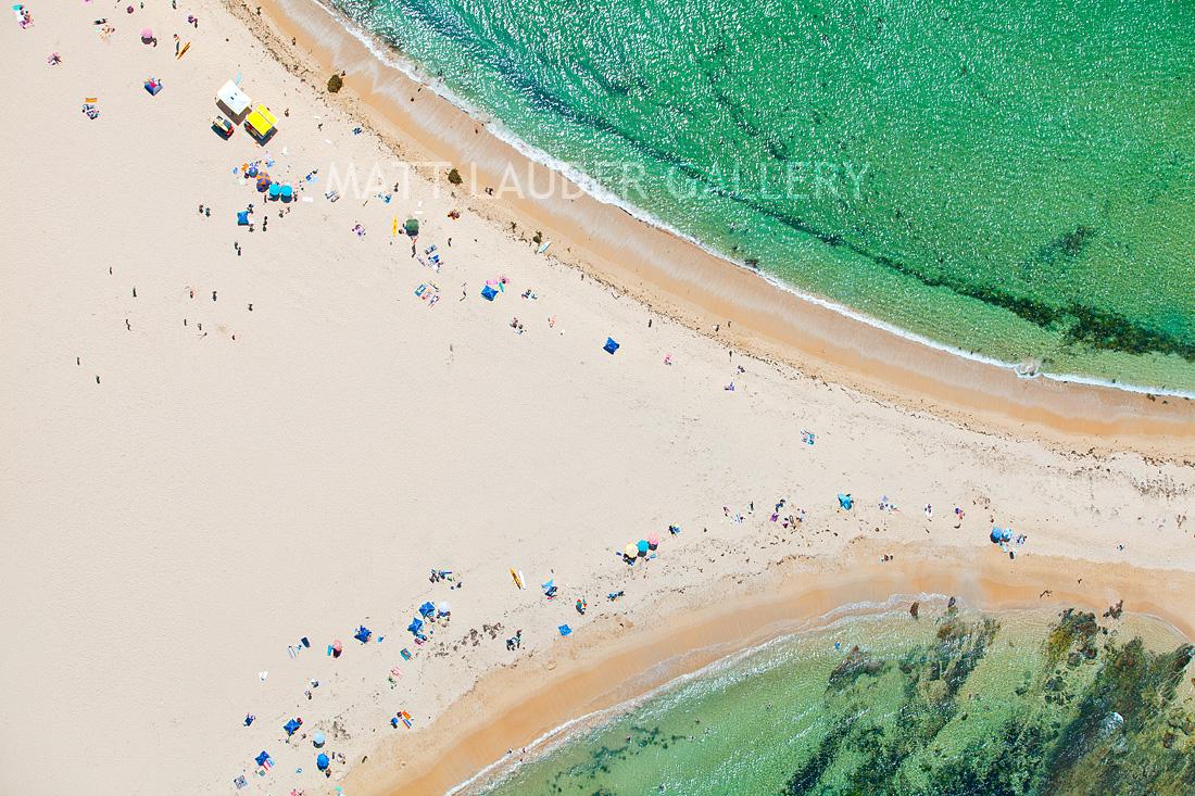 Toowoon Bay Aerial Photos Summer Central Coast