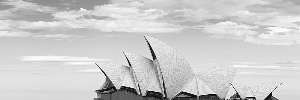 Sydney Opera House Panoramic Image