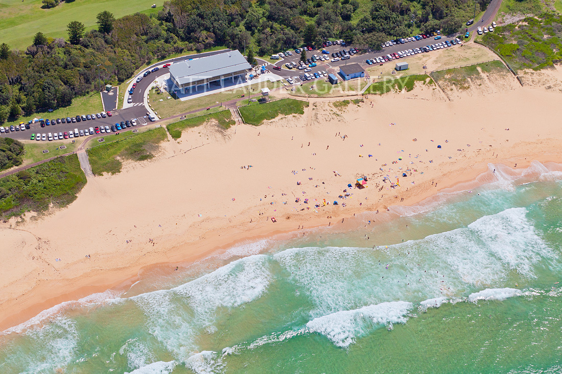 Shelley beach central coast