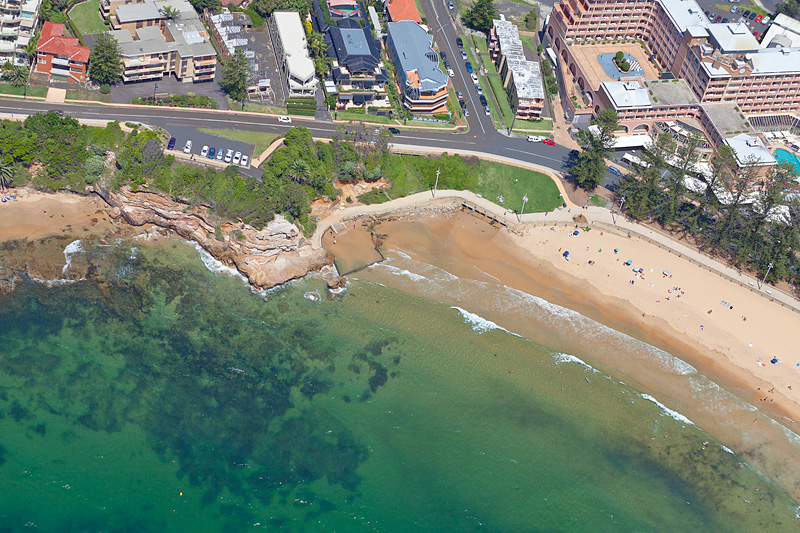 Terrigal Baths