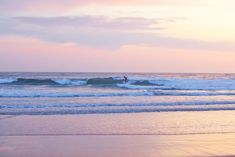 Lone Rider, Avoca Beach