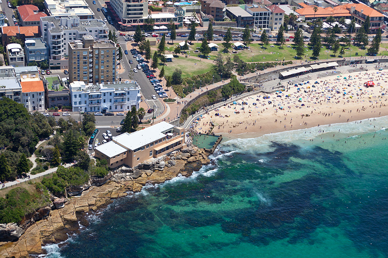 Coogee Aerial Photos