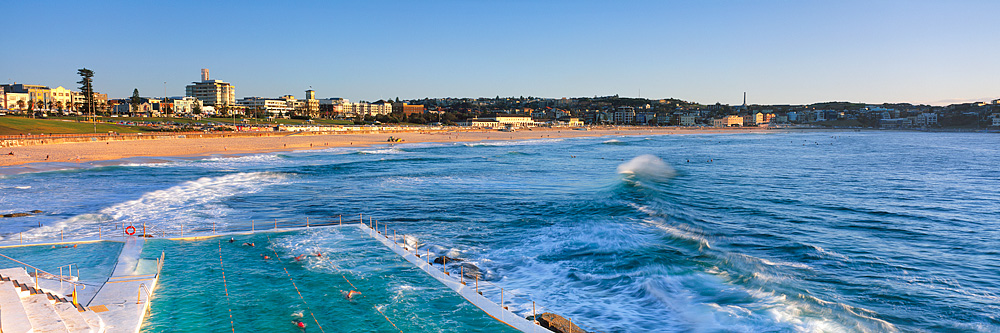 Bondi Beach Morning Photos