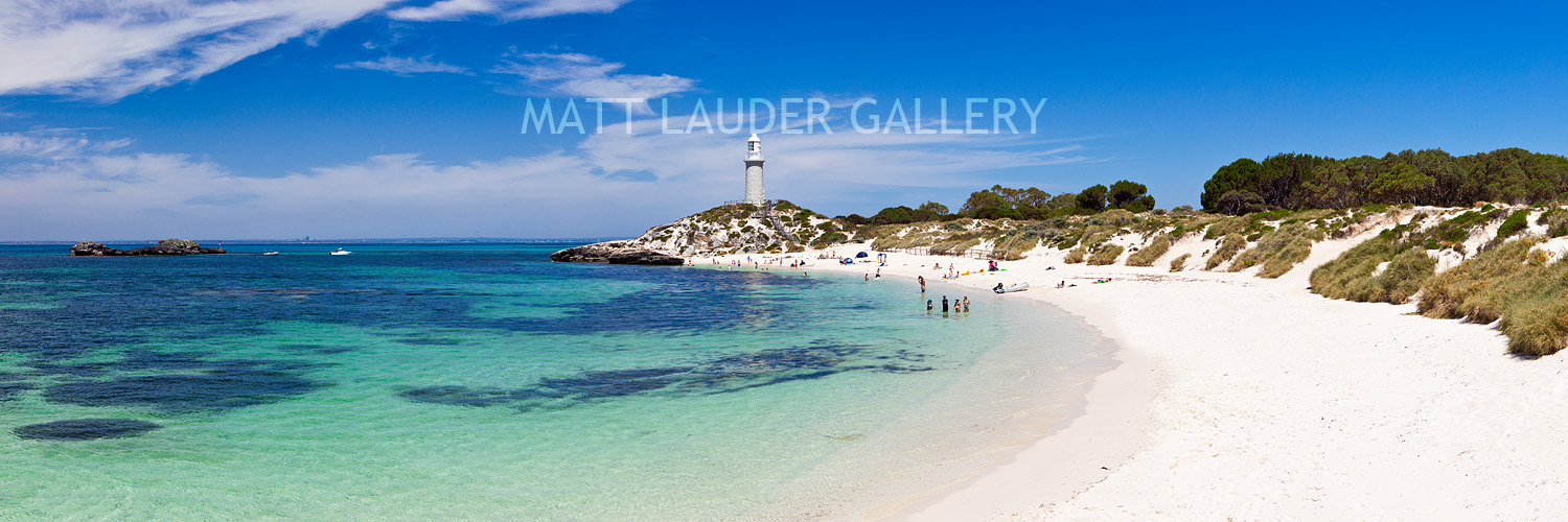 Bathurst Lighthouse Rottnest Island WA Photos