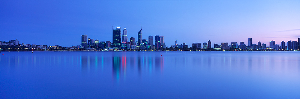 Perth Reflections