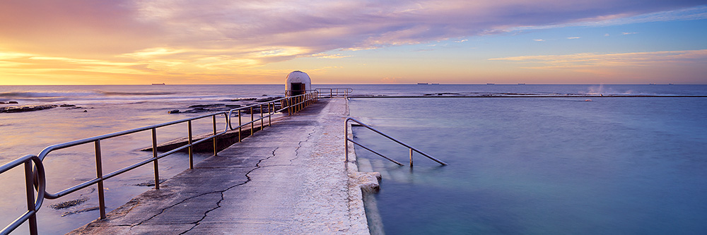 Merewether Ocean Baths Photos