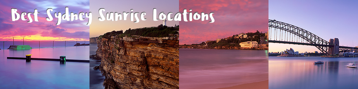 Best Sydney Sunrise Photo Locations
