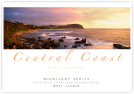 Central Coast NSW Picture Landscape Book