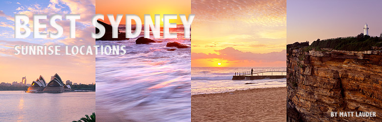 Ten Best Sydney Sunrise Locations