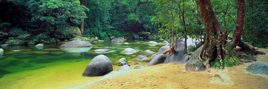 Mossman Gorge Tropical North Queensland Photos