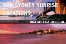 Sydneys Best Sunrise Photography Locations
