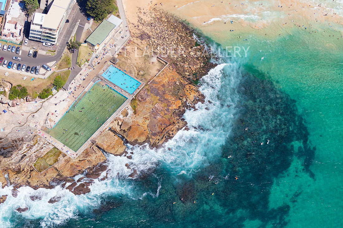 Dee Why Ocean Baths Images