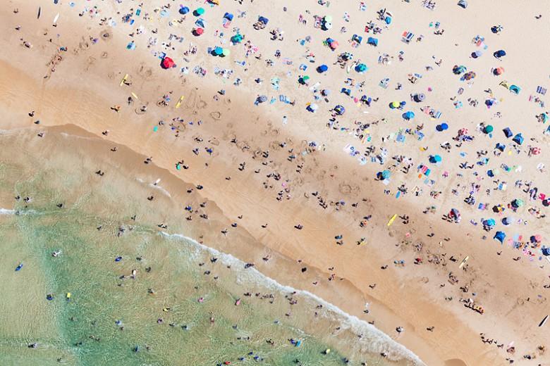 Manly Beach Aerial Photos