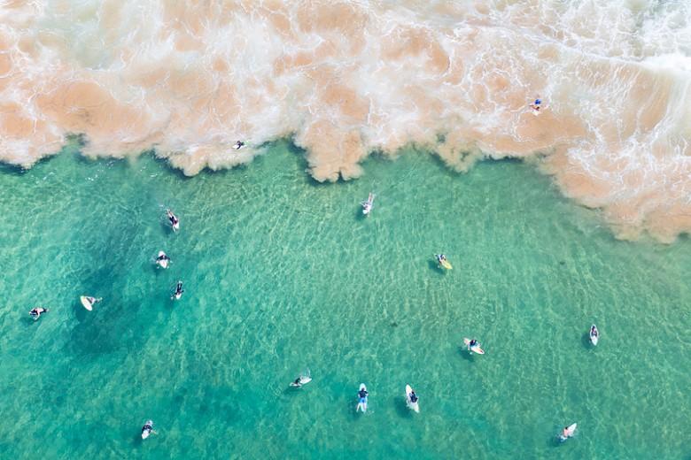 Backwash Freshwater Beach