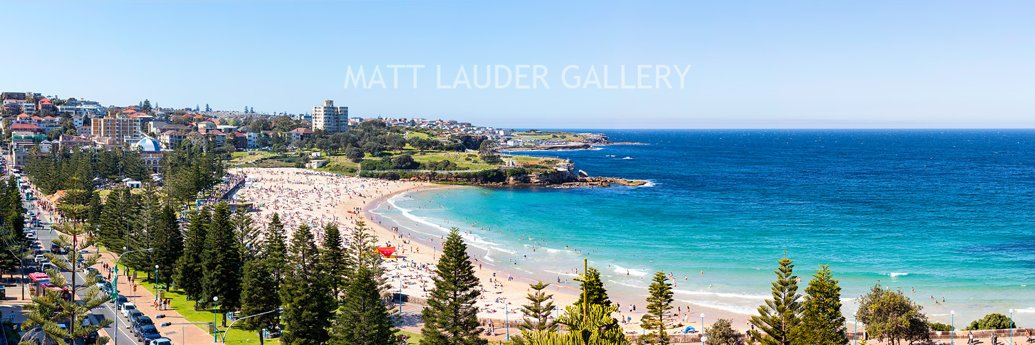Coogee Beach Summer View Photos