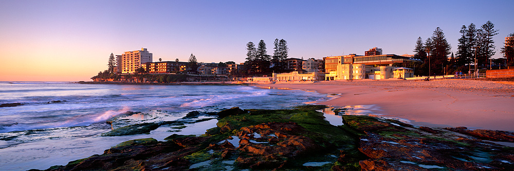 Cronulla Beach Sunrise Images