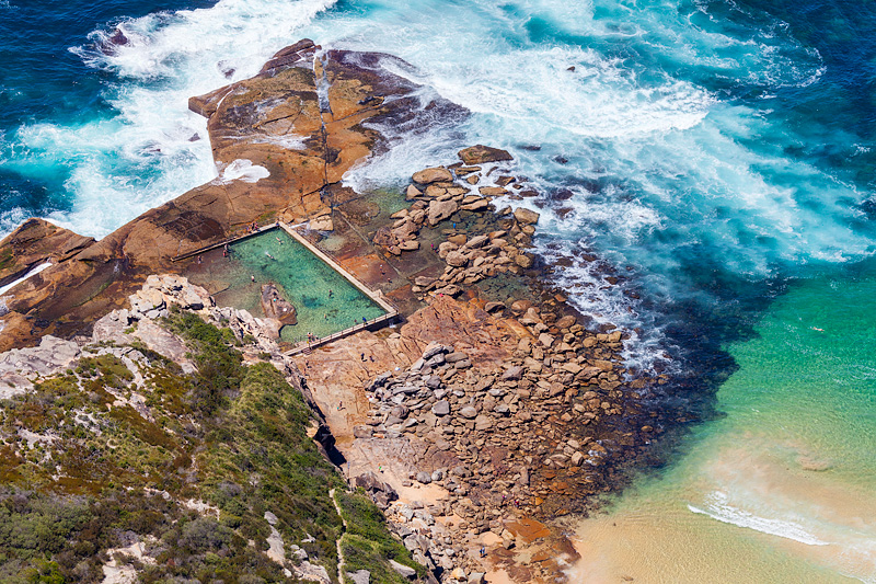 North Curl Curl Baths