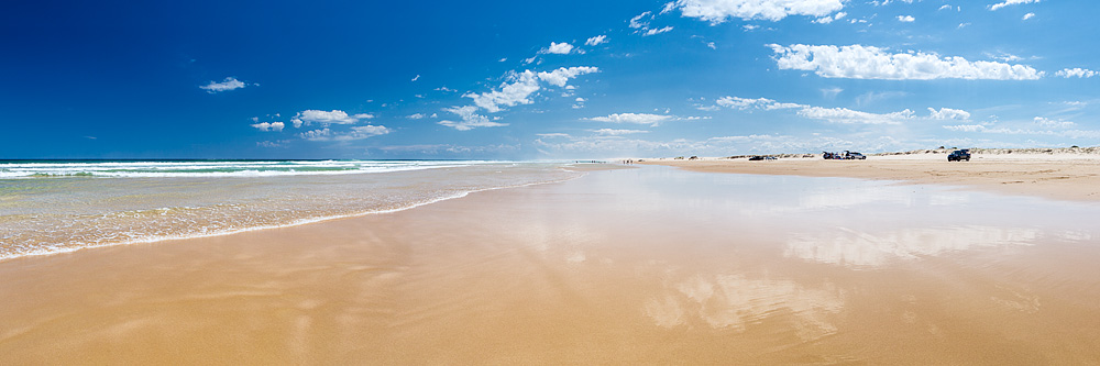 Stockton Beach Landscape Photo