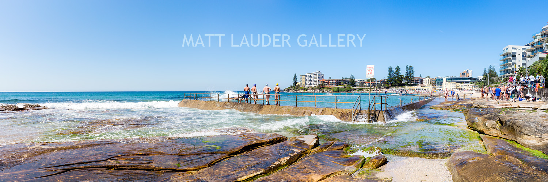 Cronulla Ocean Baths Landscape Photos