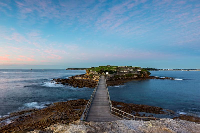Bare Island Botany Bay Photos Sydney