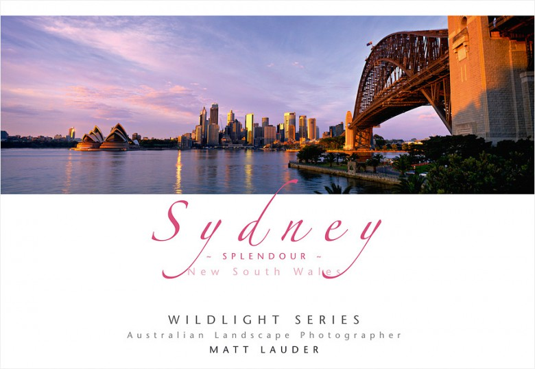 Sydney Splendour Photo Book