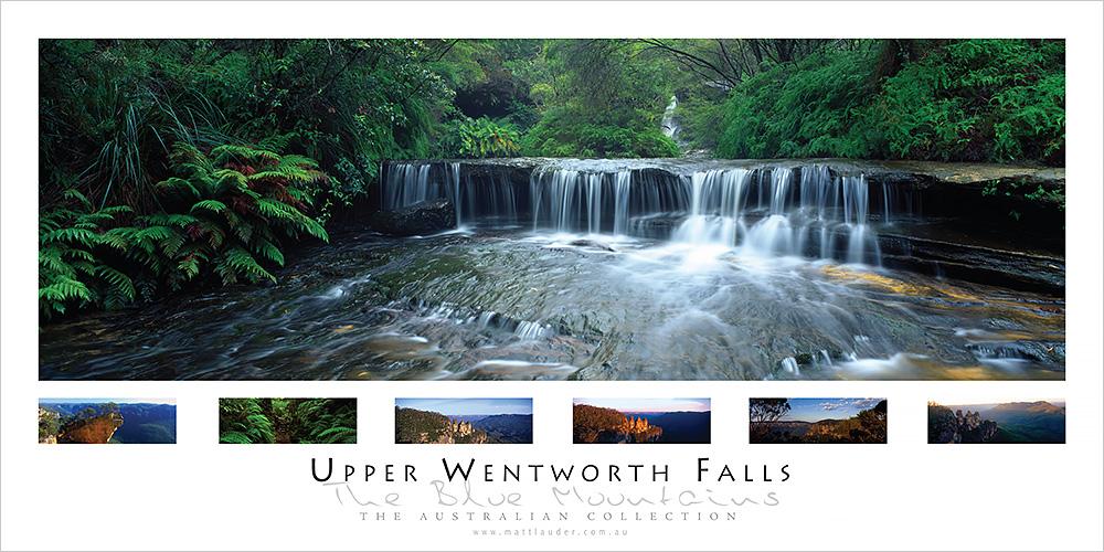 Upper Wentworth Falls