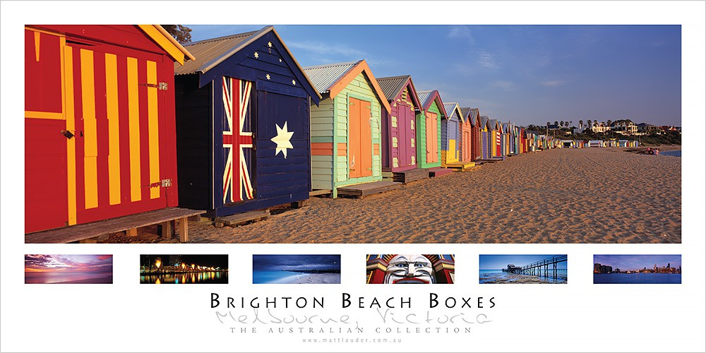 Brighton Beach Boxes