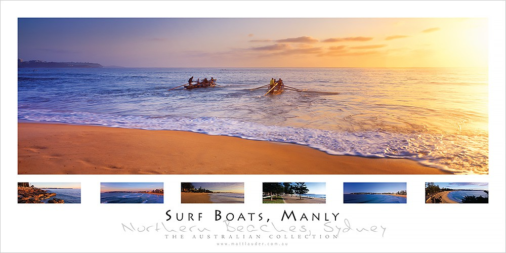 Surf Boats, Manly