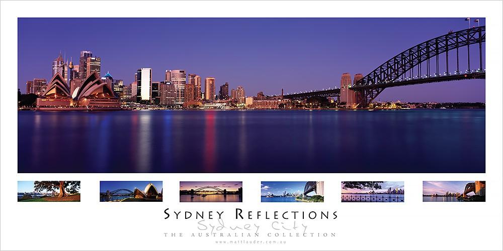 Sydney Reflections