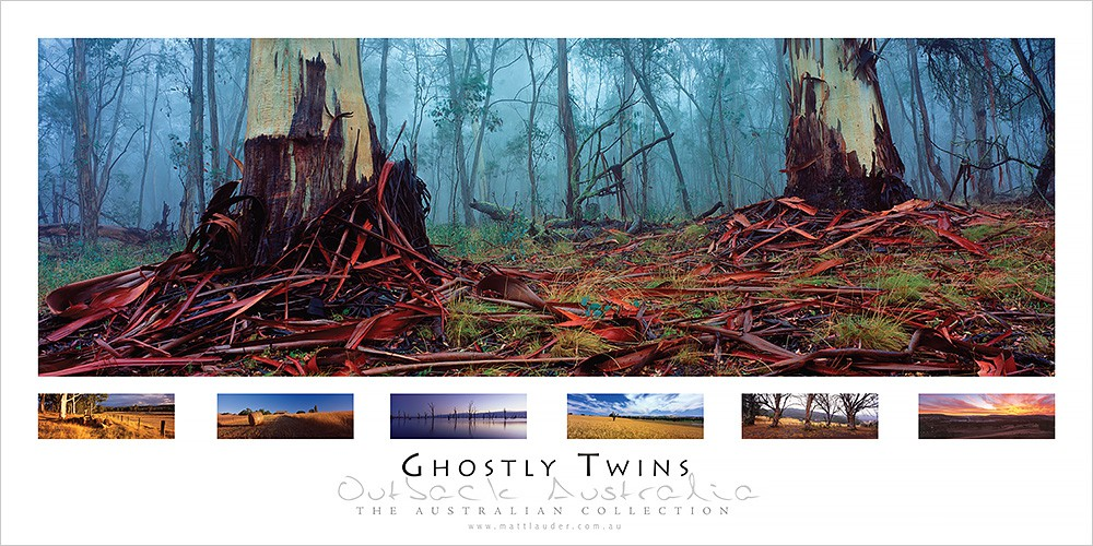Ghostly Twins