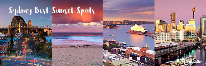 Sydney's Best Sunset Locations