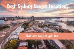The Best Sydney Sunset Photography Locations