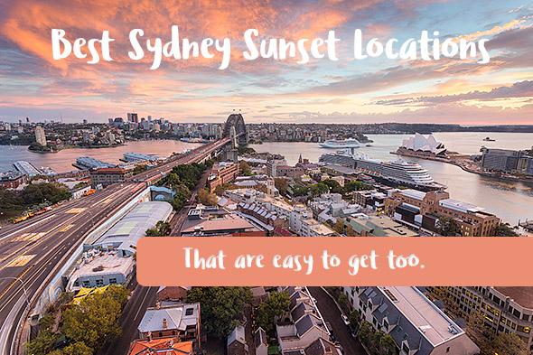 Best Sydney Sunset Locations