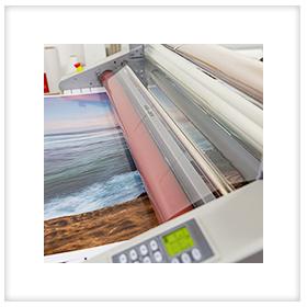 Heat Sealed Canvas Laminate