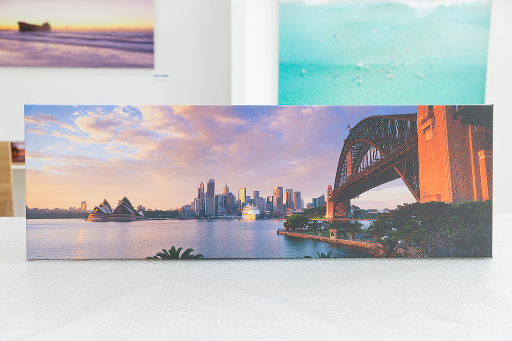 Sydney Splendour 1 Meter Canvas